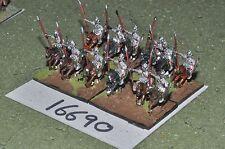 15 mm era ROMAN/ROMANO-Cavalleria 12 CAVALLERIA-CAV (16690)
