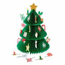 MERI MERI CHRISTMAS 3D Honeycomb Advent Calendar Tree