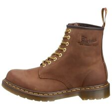 Dr. Martens 1460 Classic Boot Air Cushion Brown Antique Scuffed Grain Leather