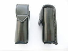 Price Western Leathers CS Gas Mace Pepper Spray Duty Belt Holder   Free P&P  B2