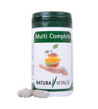 MULTI COMPLETE VON NATURA VITALIS® 60 MULTIVITAMIN KAPSELN