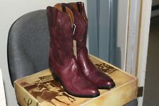 Lucchese 1883 western boots 12B