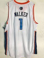 Adidas Swingman NBA Jersey Charlotte Bobcats KEMBA Walker White sz 3X