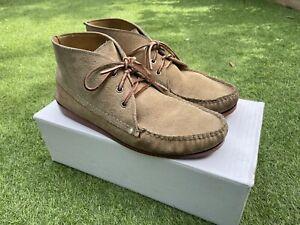 Quoddy Chukka Boots UK 9