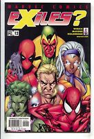 Exiles 12 1st Series Marvel 2002 VF FN Blink Carnage Deadpool Sabretooth