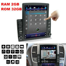 ROM 32G 9.7'' Quad Core Android 9.1 Car Stereo Radio Double Din MP5 Player GPS