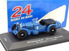 Ixo 1/43 - Alfa Romeo 8C N°9 Winner Le Mans 1934