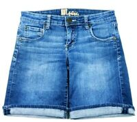Kut From the Kloth Womens Bermuda Jean Shorts Size 2