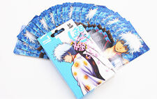 Anime Gintama Sakata Gintoki Playing Cards Deck Poker Toy New