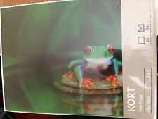 """IKEA KORT Tree Frogs 5""""x7"""" Post Cards Set of 5 Frogs"""