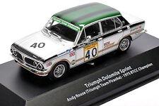 Triumph Dolomite BTCC Champion 1975 #40 Andy Rouse 1:43