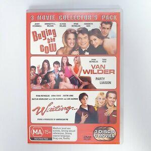Buying The Cow + Van Wilder Movie DVD Region 4 AUS Free Postage - Comedy