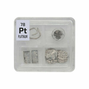 Platinum Metal Wire Powder Ingots Leaf Quad Element Tile Pure - Periodic Table