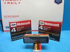 Set of 10 OEM FORD Motorcraft SP479 Spark Plugs AGSF22WM Platinum 6.8L V10