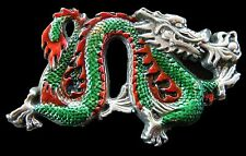 Chinese New Year China Dragon Belt Buckles Boucle de Ceinture