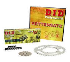 DID Kettensatz Aprilia RSV 1000 R /Factory, 04-11; NIETSCHLOSS extra verstärkt
