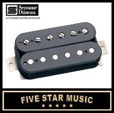 SEYMOUR DUNCAN ALNICO II 2 PRO PICK UP NECK BLACK SD-APH-2NB 6 STRING NEW