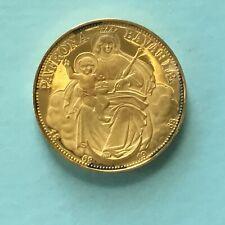 Patrona Bavariae Vergoldet 999 Silber