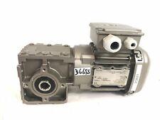 SEW 0,37 KW 50 min Getriebemotor WA30/TDRS71S4/TF Gearbox