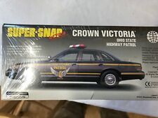 Ford Crown Victoria Ohio State Police car