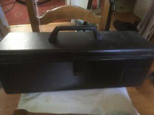 JOHN DEERE TRACTOR TOOL BOX