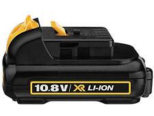 Batteries et chargeurs électriques DEWALT 10,8V pour le bricolage