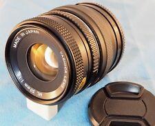 Para SONY NEX/Fe montaje YASHICA ML E enfoque manual 50mm f1.9 lente principal!