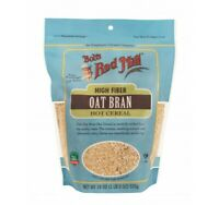 Bob's Red Mill - Oat Bran Hot Cereal - Case of 4 -18 oz.