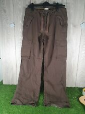 "Mens GAP KHAKIS Loose Cargo Fit 34"" Waist 34"" Leg 💥"