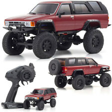 Kyosho 32522MR Mini-Z 4X4 Toyota 4 Runner HiLux Surf Metallic Red Ready Set