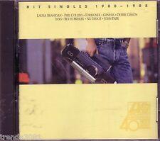 Hit Singles 1980-88 Atlantic Records CD Classic Eighties Phil Collins INXS Rare