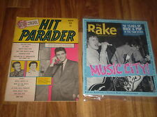 Hit Parader Magazine   march 1960    ricky nelson  ++++  +  REPLACEMENTS  B58