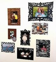 Lot of 112 Self Adhesive Assorted Wall Frames + FREE SHIPPING!