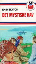 Enid BLYTON // Det mystiske hav // Disney's Bogklub // 1986