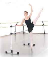 Ballet Barre BD60 Portable 5ft DOUBLE Bar - Stretch/Dance Bar - Vita Vibe NEW
