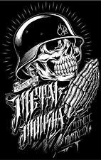METAL MULISHA BANNER #2, Flag Sign Motocross Dirtbike Moto Poster High Quality!!