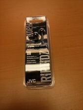 JVC HA-FX8-B Riptidz Inner Ear Headphones (Black)