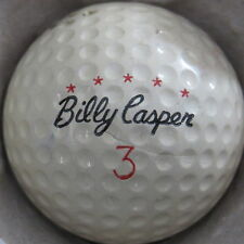(1) BILLY CASPER WILSON 5 STAR SIGNATURE LOGO GOLF BALL (CIR 1959) #3