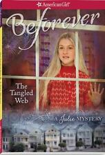 New American Girl Beforever The Tangled Web: A Julie Mystery Book Model:07746795