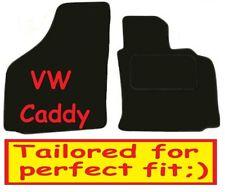 Qualità Deluxe Tappetini Auto per VW Caddy 04 in poi ** su misura per una perfetta vestibilità;) *