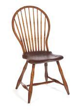 American Bowback Windsor Side Chair. Lot 281