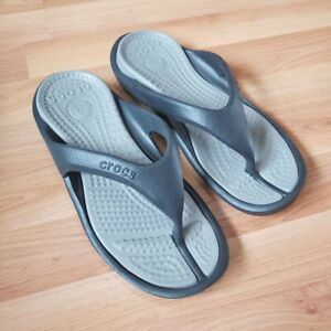 Crocs Athens Flip Flops Sz W10 / M8