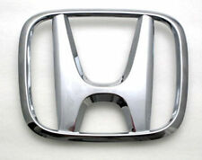 """Chrome Front Grille """"H"""" Emblem For 2006 - 2011 HONDA CIVIC COUPE 2 DOOR ONLY"""