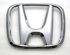 "Chrome Front Grille ""H"" Emblem For 2006 - 2009 HONDA CIVIC SEDAN 4 Door SI DX EX"