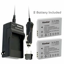 NB-5L Battery or Charger for Canon PowerShot S100, S110, SD700 IS, SD790 IS