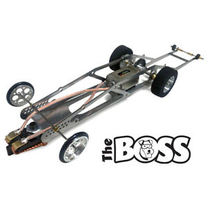 Mid America Products #331 The Boss Drag Car RTR No body 1/24