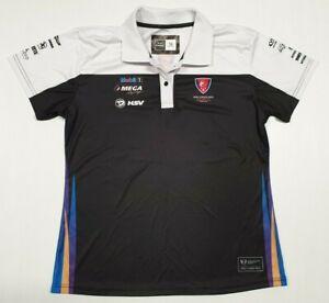 Walkinshaw Andretti United Mega Racing HSV Mobil 1 Polo Shirt Women's 18