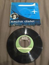 45 tours Sacha Distel - Altitude 10.500 - 372 662 (single)
