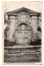 CPA 78 - MARLY LE ROI (Yvelines) - 16. Porte du Parc de l'Ancien Château
