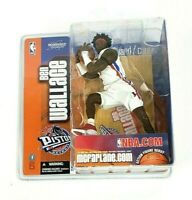 McFarlane NBA Series 5 Ben Wallace Detroit Pistons Action Figure